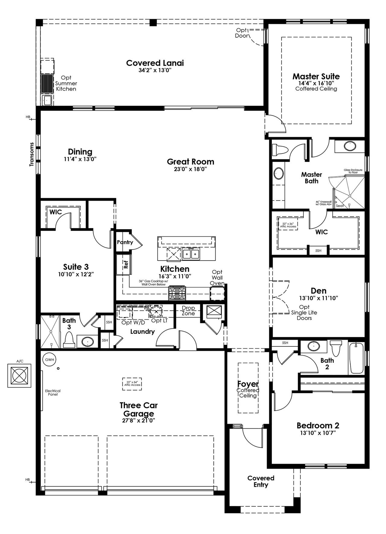 Davinci Plan At Artistry Sarasota In Sarasota Fl By Kolter Homes