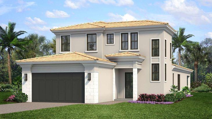 Palm Beach Gardens Fl By Kolter Homes, Artistry Homes Palm Beach Gardens Florida