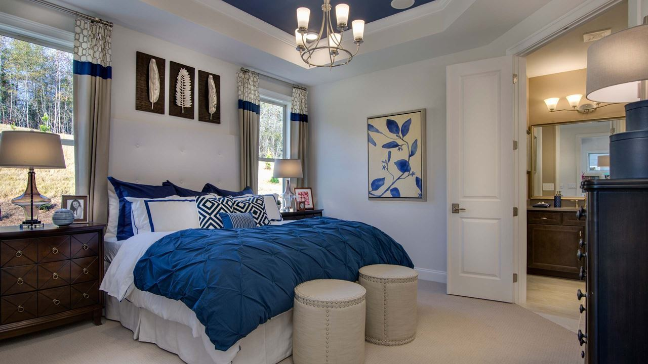 Bedroom featured in the Cypress By Kolter Homes in Atlanta, GA