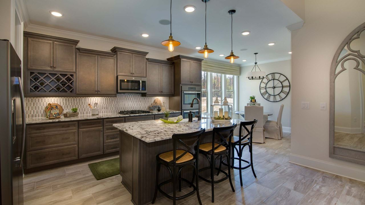 Kitchen featured in the Hickory By Kolter Homes in Atlanta, GA