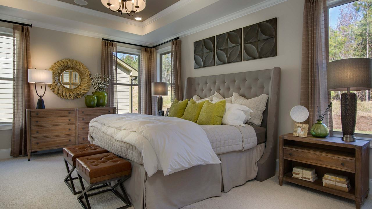 Bedroom featured in the Hickory By Kolter Homes in Atlanta, GA