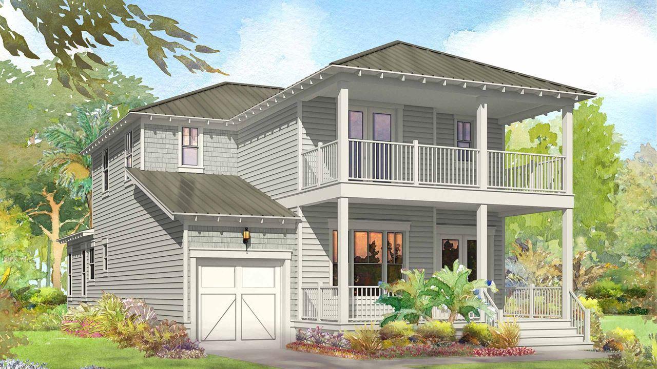 New Construction Homes Plans In Santa Rosa Beach Fl 290