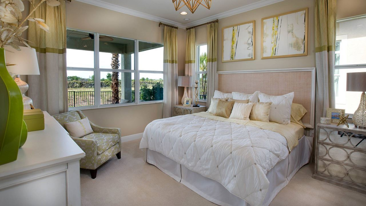 Bedroom featured in the Casita By Kolter Homes in Martin-St. Lucie-Okeechobee Counties, FL