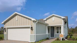 Jasmine - Cresswind at Victoria Gardens: Deland, Florida - Kolter Homes