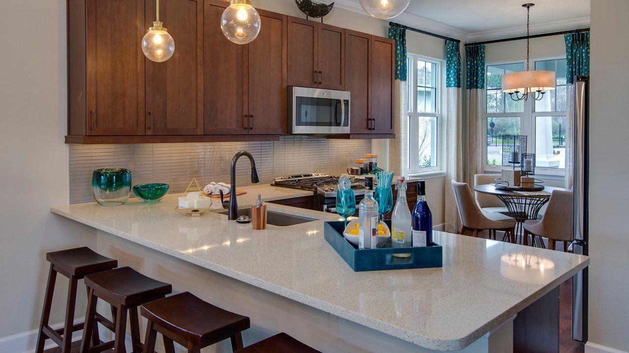 Kitchen featured in the Jasmine By Kolter Homes in Daytona Beach, FL