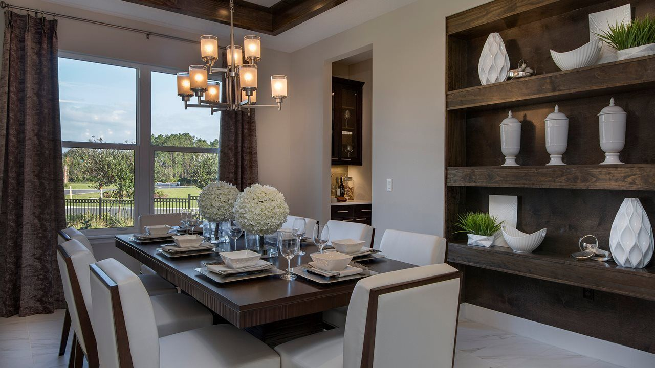 Living Area featured in the Beech By Kolter Homes in Daytona Beach, FL