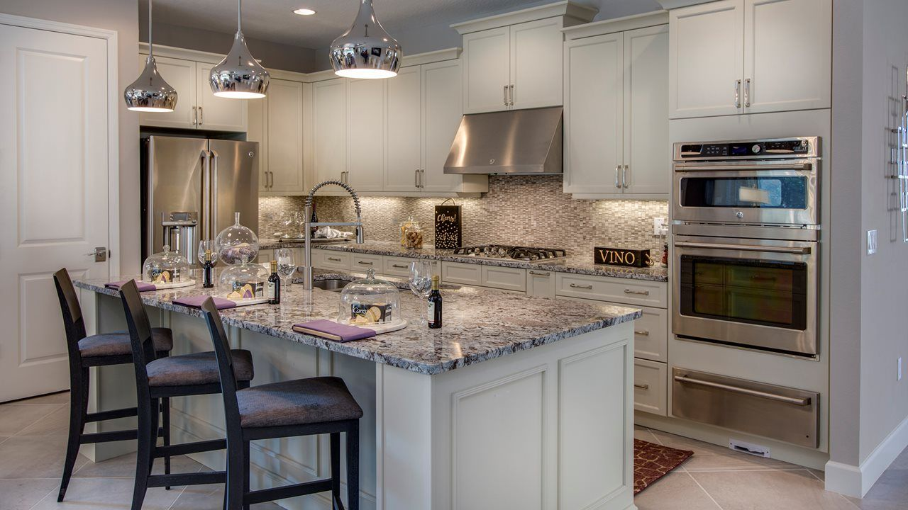 Kitchen featured in the Hickory By Kolter Homes in Daytona Beach, FL