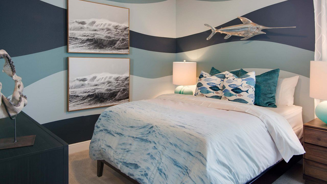 Bedroom featured in the Chagall By Kolter Homes in Sarasota-Bradenton, FL