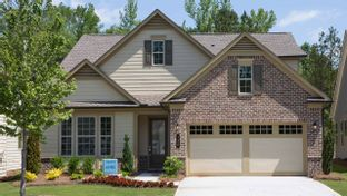 Laurel - Cresswind Peachtree City: Peachtree City, Georgia - Kolter Homes