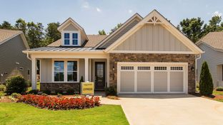 Cypress - Cresswind Charlotte: Charlotte, North Carolina - Kolter Homes