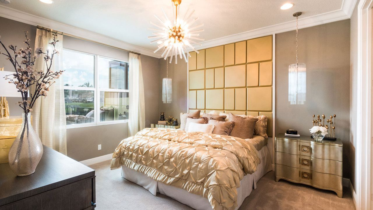 Bedroom featured in the Treviso By Kolter Homes in Martin-St. Lucie-Okeechobee Counties, FL
