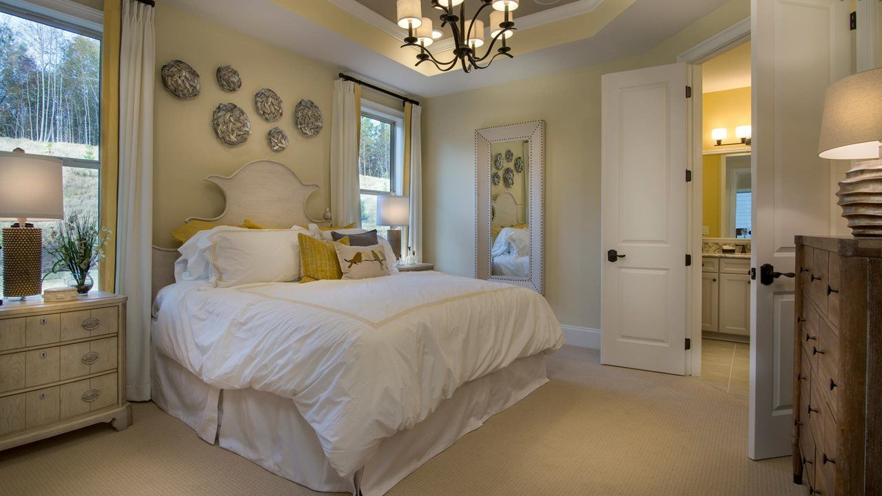Bedroom featured in the Ashford By Kolter Homes in Charlotte, NC