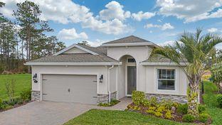 Siena - Cresswind at Victoria Gardens: Deland, Florida - Kolter Homes