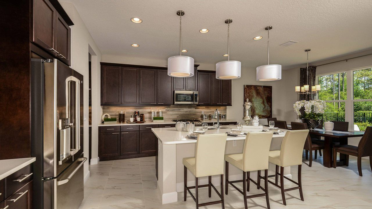 Kitchen featured in the Beech By Kolter Homes in Daytona Beach, FL