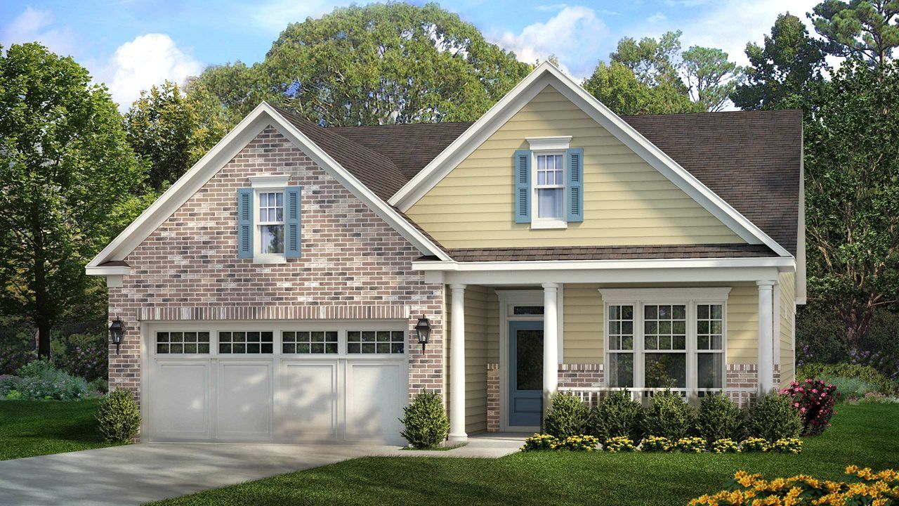 Exterior featured in the Beechwood By Kolter Homes in Charleston, SC