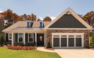 Cresswind Charlotte by Kolter Homes in Charlotte North Carolina
