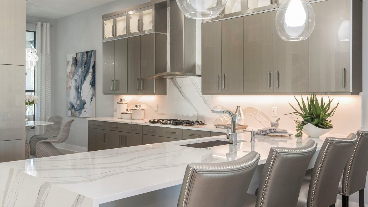Kitchen featured in the Bellini By Kolter Homes in Palm Beach County, FL
