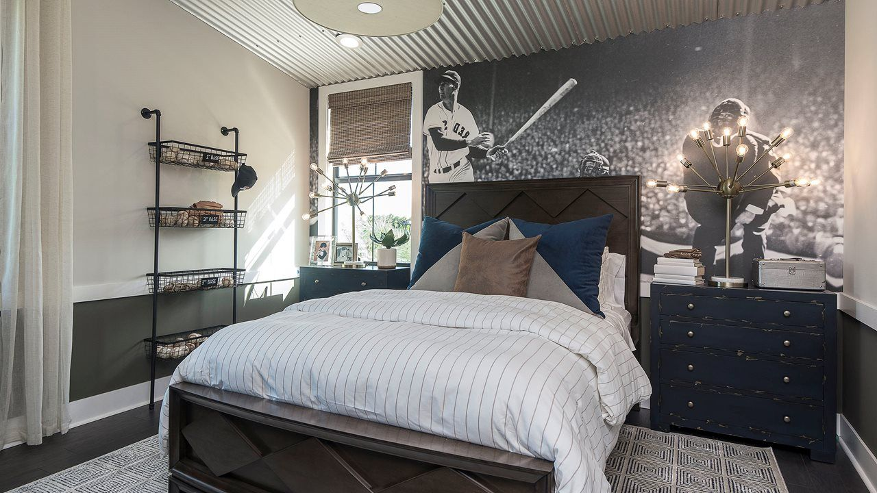Bedroom featured in the Hudson By Kolter Homes in Palm Beach County, FL
