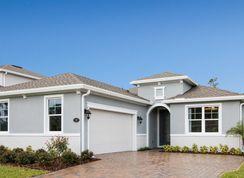 Ivy - Cresswind at Victoria Gardens: Deland, Florida - Kolter Homes