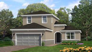 Ivy with Bonus - Cresswind at Victoria Gardens: Deland, Florida - Kolter Homes