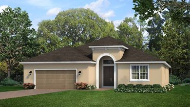 New Construction Homes & Plans in Volusia County, FL | 827