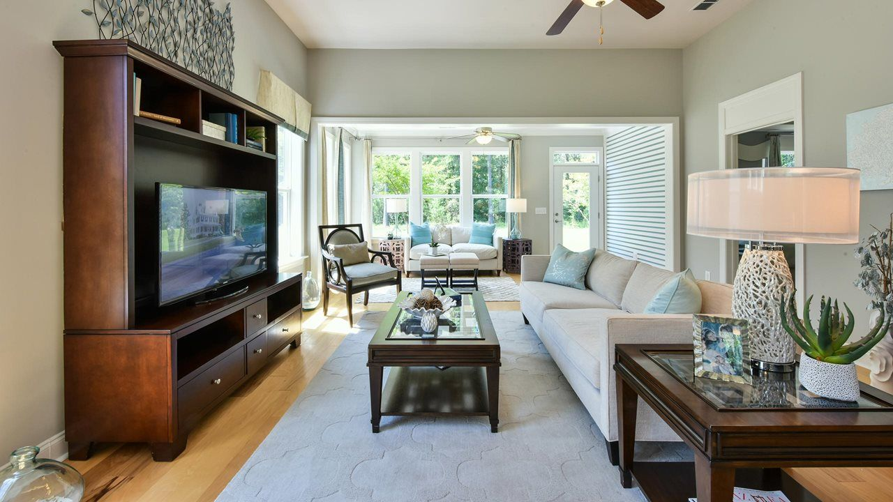 Living Area featured in the Ashford By Kolter Homes in Charleston, SC