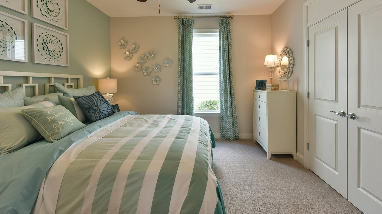 Bedroom featured in the Ashford By Kolter Homes in Charleston, SC