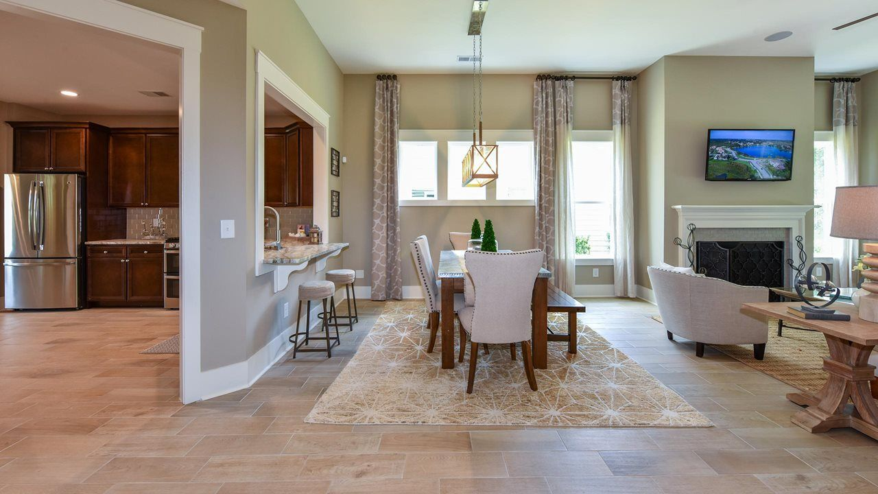 Living Area featured in the Cypress By Kolter Homes in Charleston, SC