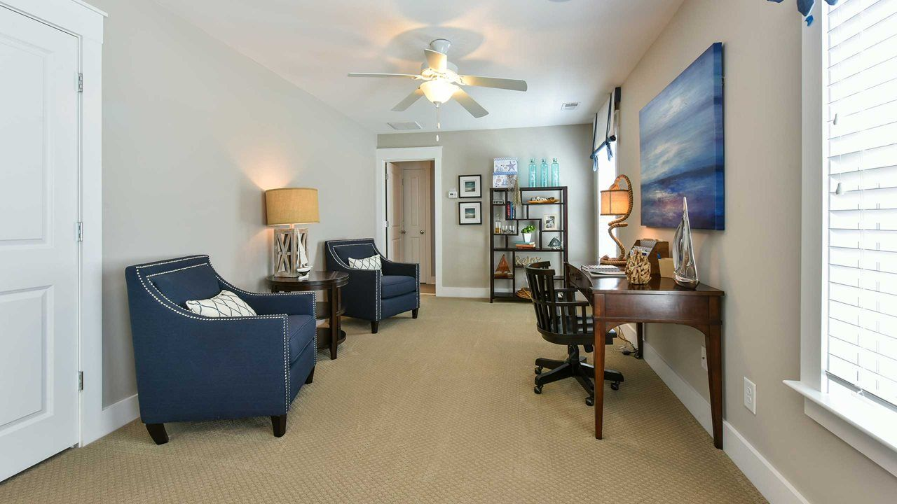 Living Area featured in the Hickory By Kolter Homes in Charleston, SC