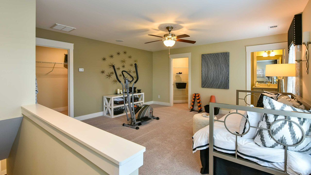 Living Area featured in the Maple By Kolter Homes in Charleston, SC