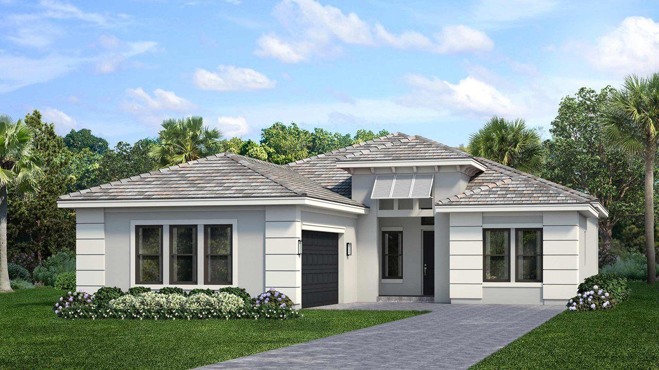 Artistry Sarasota En Sarasota Fl Casas Nuevas Y Planos De Distribución De Kolter Homes