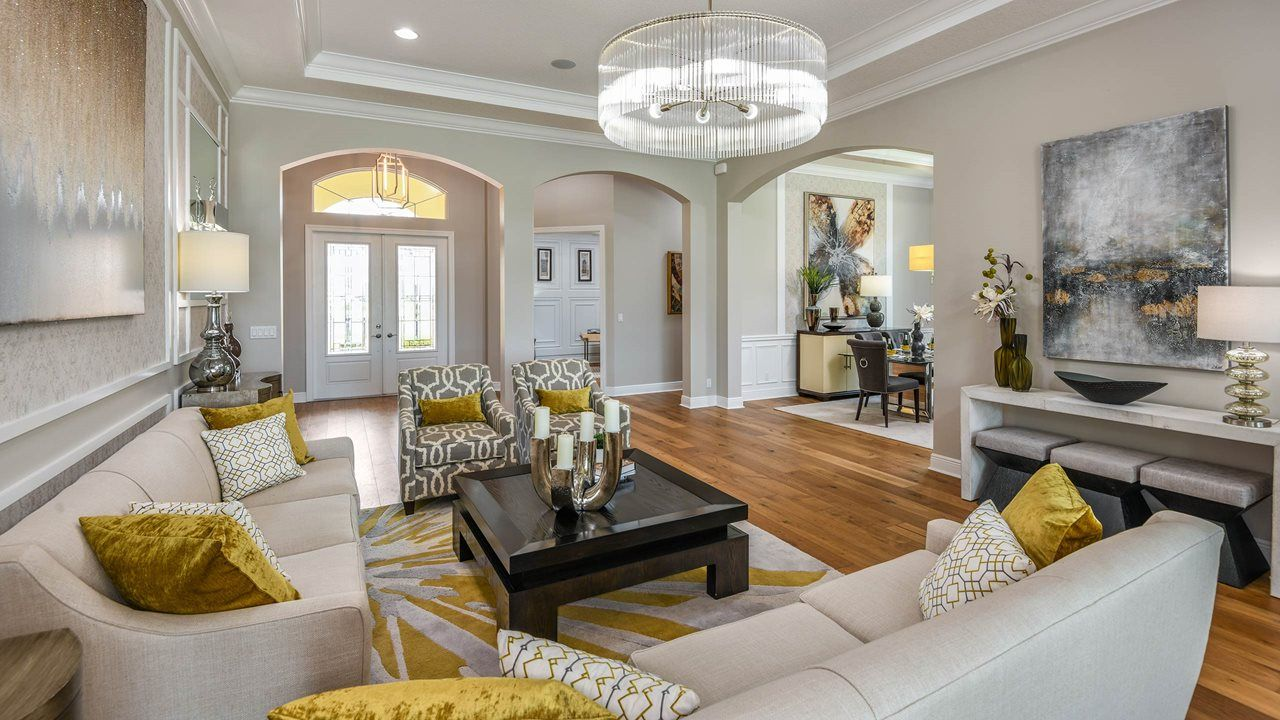 Living Area featured in the Collina By Kolter Homes in Martin-St. Lucie-Okeechobee Counties, FL