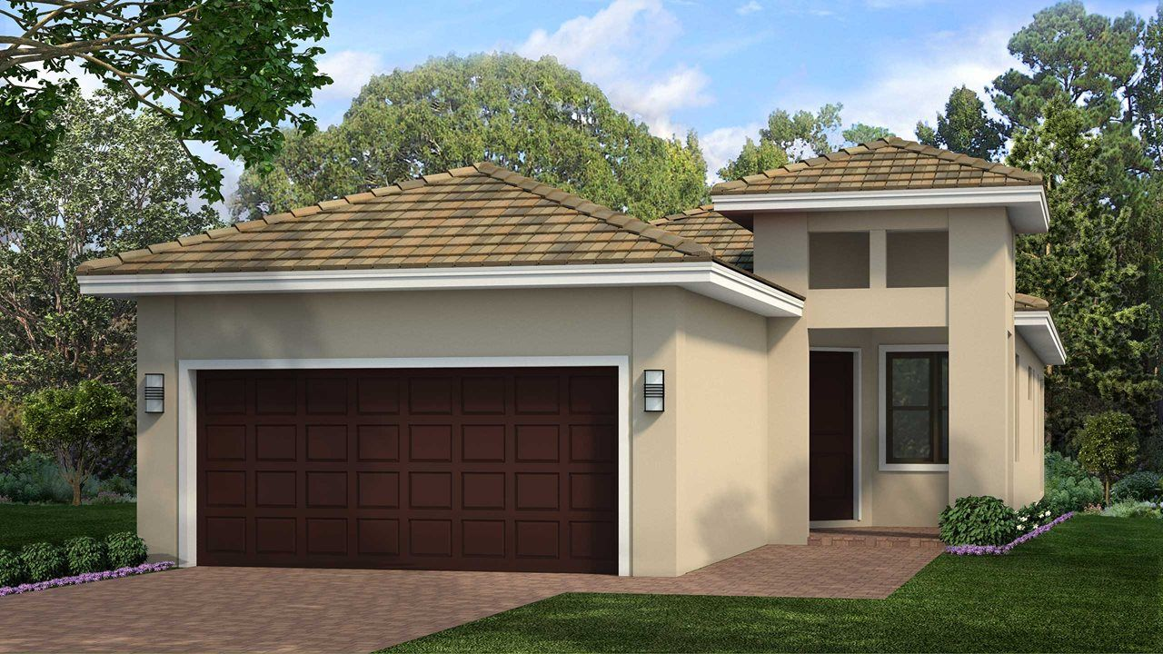 Exterior featured in the Lido By Kolter Homes in Sarasota-Bradenton, FL