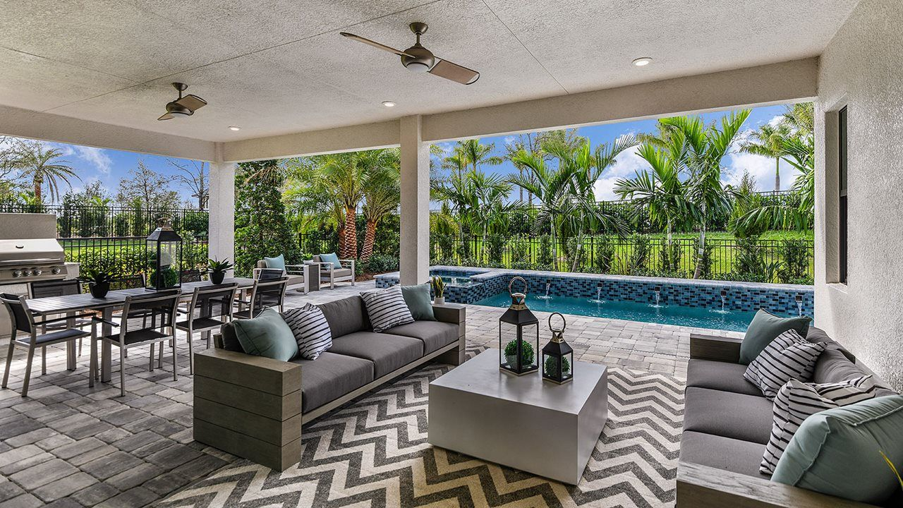 Exterior featured in the Vilano By Kolter Homes in Sarasota-Bradenton, FL