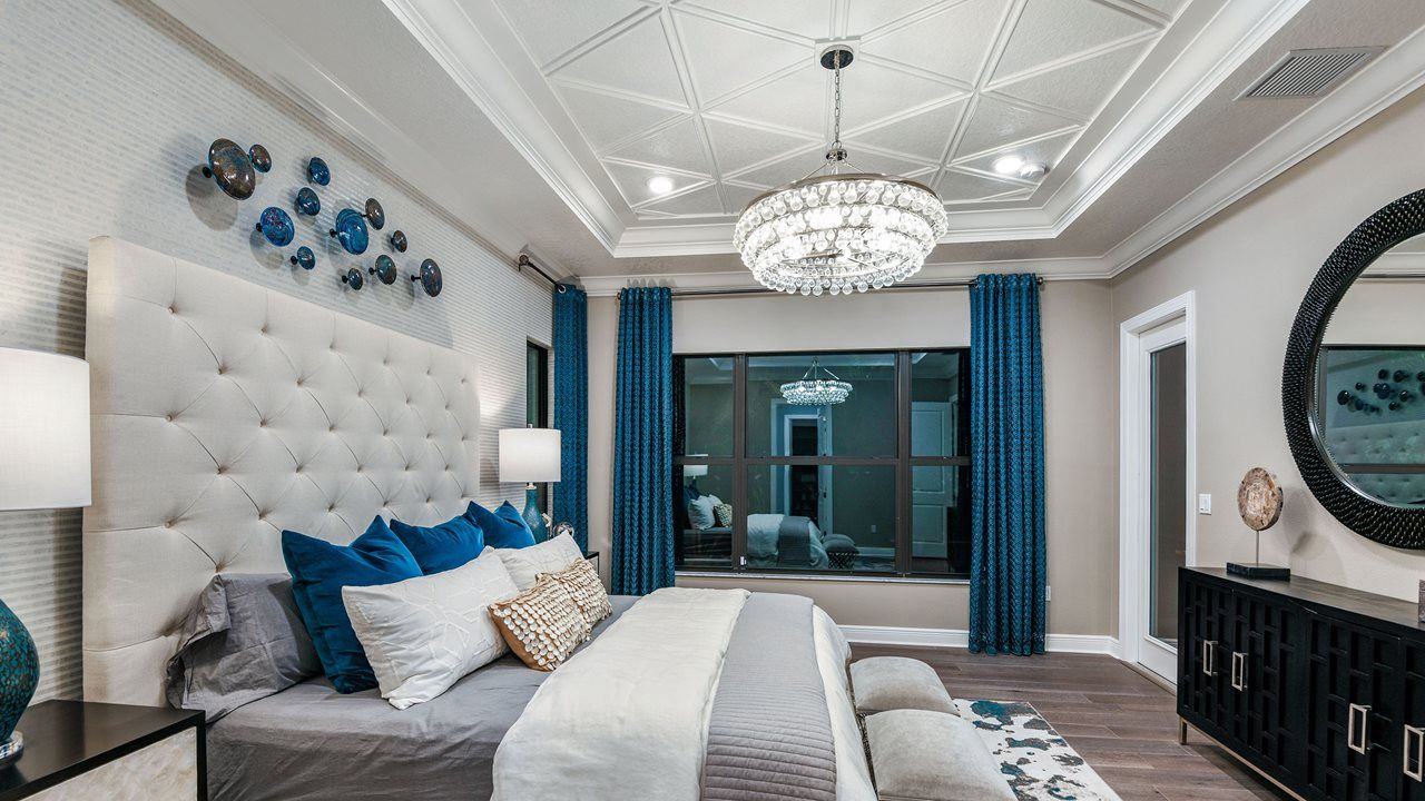 Bedroom featured in the Alys with Bonus By Kolter Homes in Sarasota-Bradenton, FL
