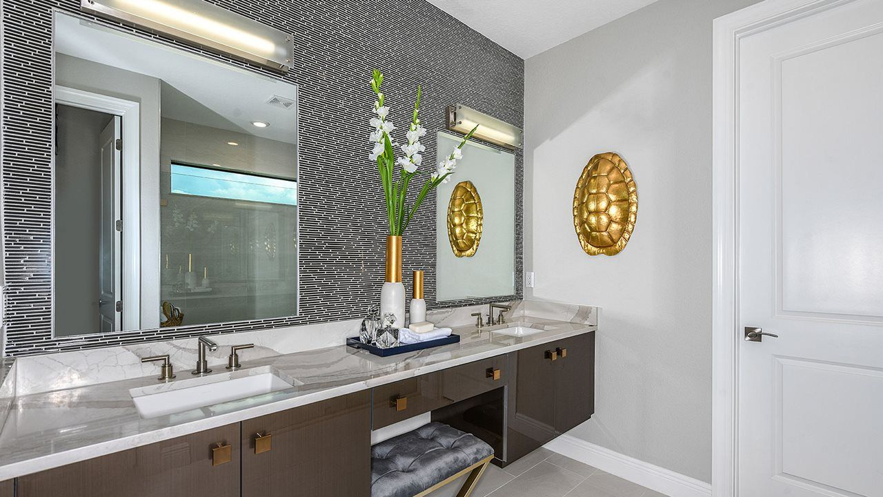 Bathroom featured in the Dania By Kolter Homes in Sarasota-Bradenton, FL