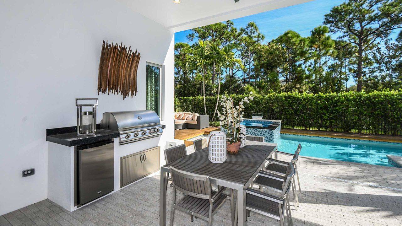 Exterior featured in the Plymouth By Kolter Homes in Palm Beach County, FL