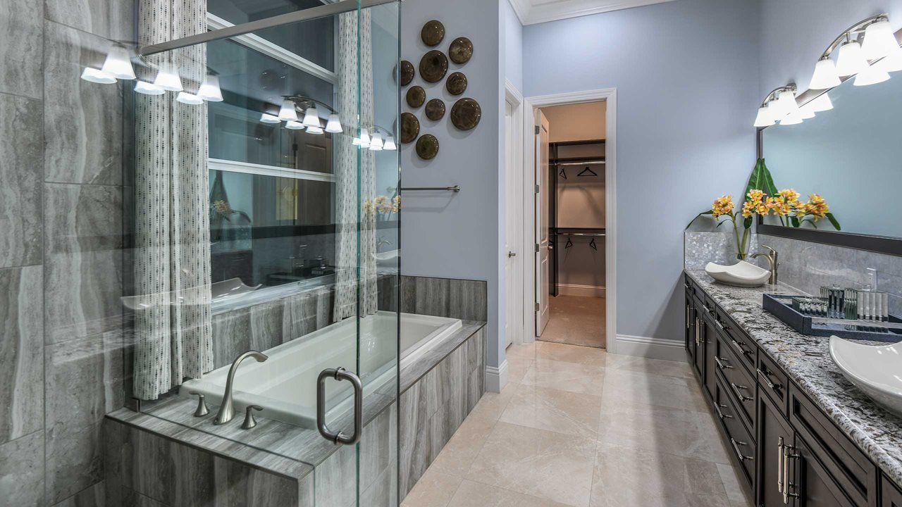 Bathroom featured in the Sheffield By Kolter Homes in Palm Beach County, FL