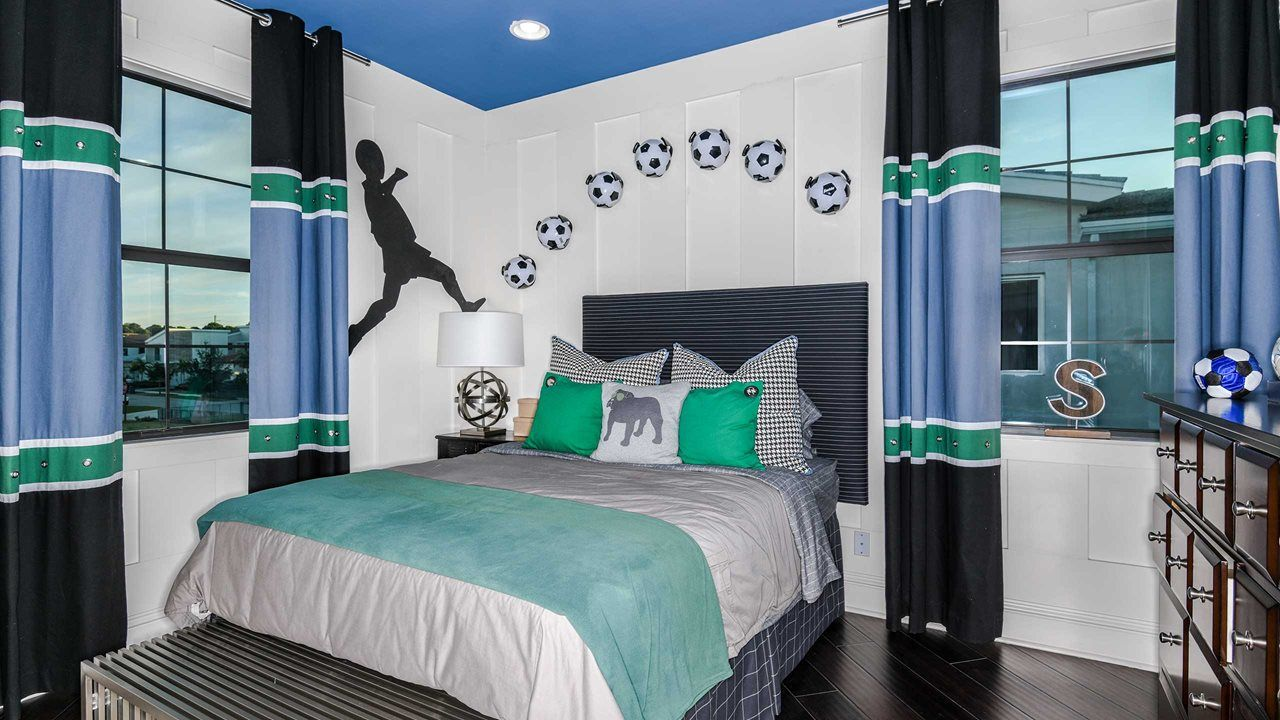 Bedroom featured in the Derby By Kolter Homes in Palm Beach County, FL