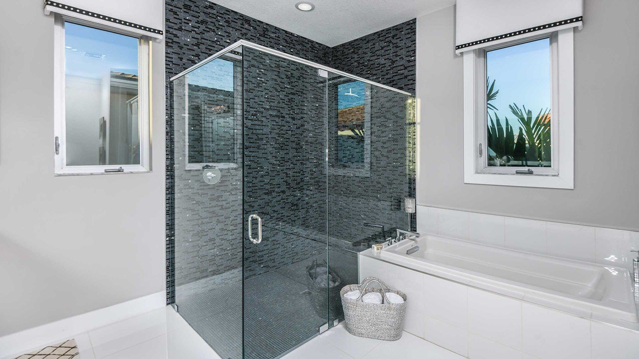 Bathroom featured in the Exeter By Kolter Homes in Palm Beach County, FL