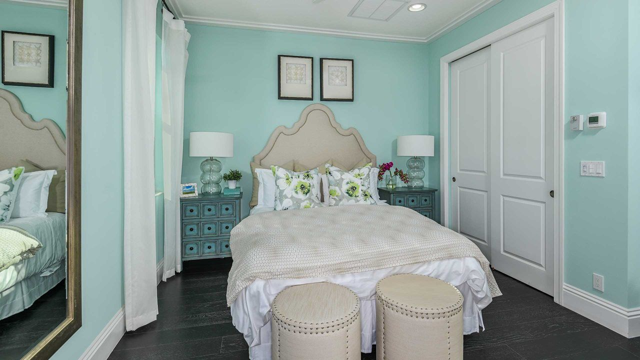 Bedroom featured in the Lancaster By Kolter Homes in Palm Beach County, FL