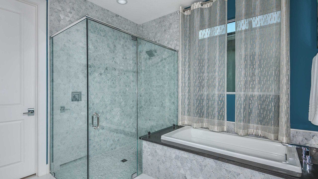 Bathroom featured in the Manchester By Kolter Homes in Palm Beach County, FL