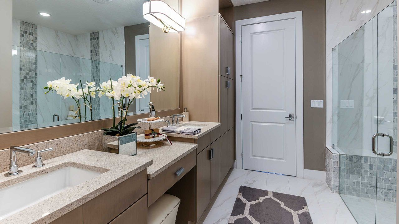 Bathroom featured in the Bristol By Kolter Homes in Palm Beach County, FL