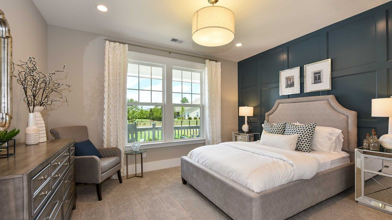Bedroom featured in the Mulberry By Kolter Homes in Charlotte, NC