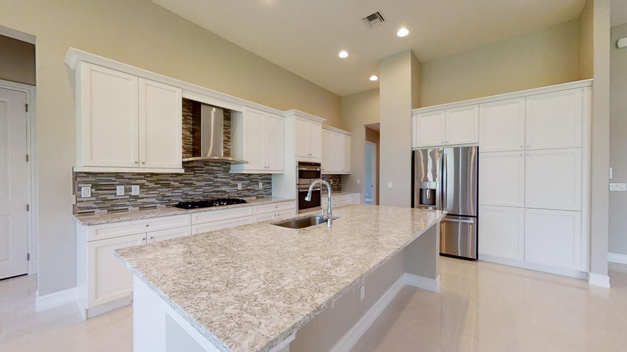 Kitchen featured in the Oak By Kolter Homes in Martin-St. Lucie-Okeechobee Counties, FL