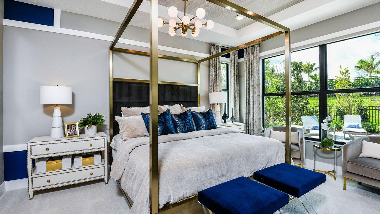 Bedroom featured in the Fiesta with Bonus By Kolter Homes in Sarasota-Bradenton, FL
