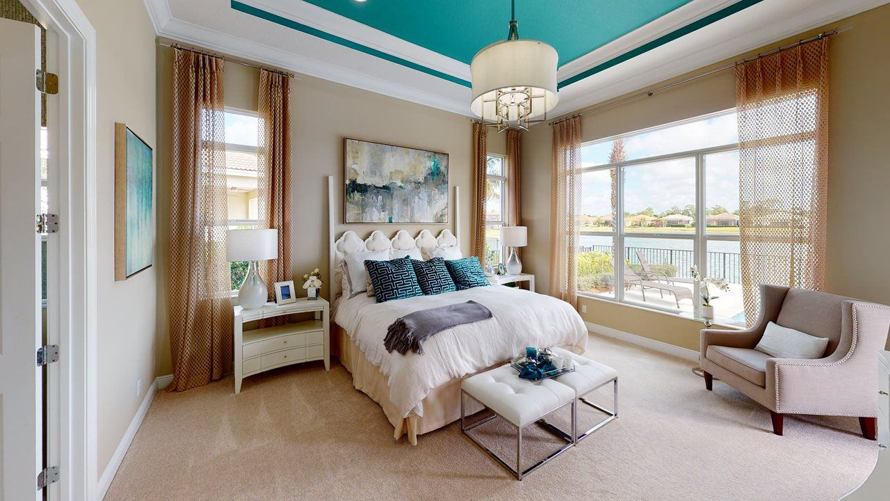 Bedroom featured in the Dulce By Kolter Homes in Martin-St. Lucie-Okeechobee Counties, FL