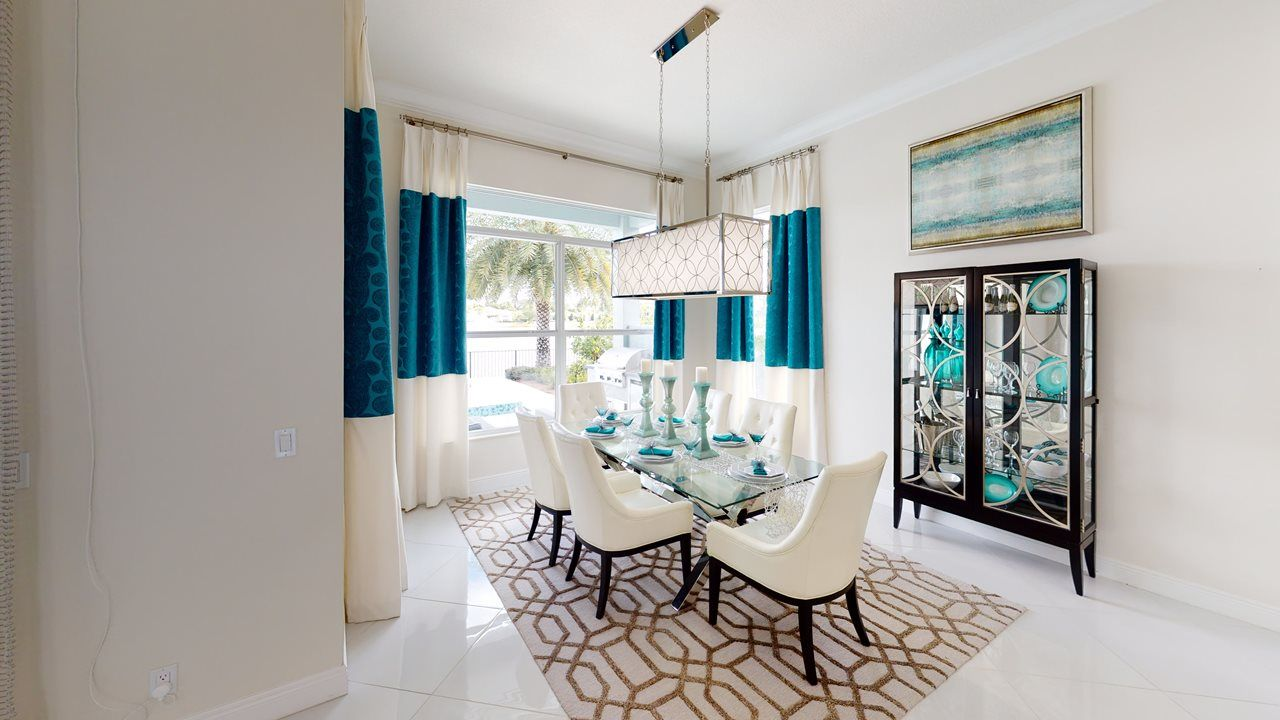 Living Area featured in the Dulce By Kolter Homes in Martin-St. Lucie-Okeechobee Counties, FL