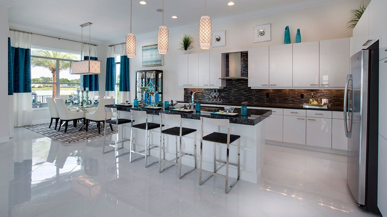 Kitchen featured in the Dulce with Bonus By Kolter Homes