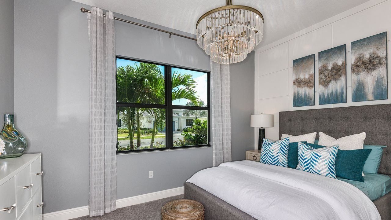 Bedroom featured in the Levanzo By Kolter Homes in Martin-St. Lucie-Okeechobee Counties, FL